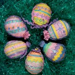 Fun & Funky Easter Eggs
