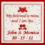 My Beloved Is Mine